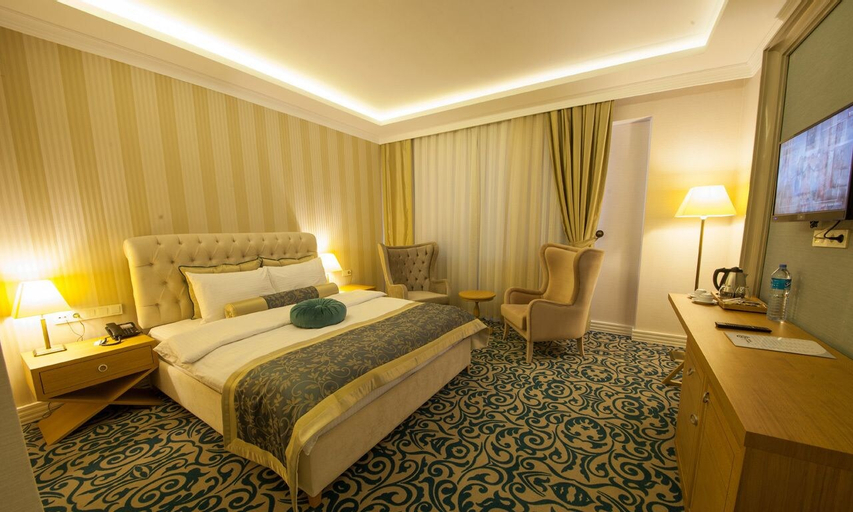 Rabat Resort Hotel, Merkez