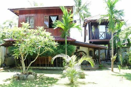 The Nature Lodge, Ngwe Saung, Bassein