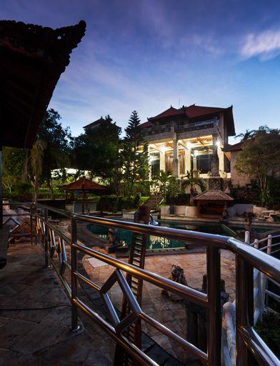 Puri Uluwatu Villas, Badung
