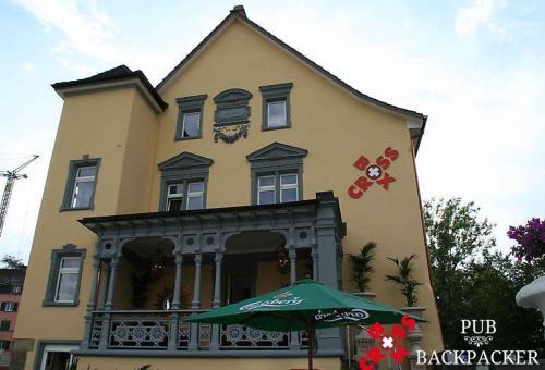 Crossbox Pub+Backpacker, Schaffhausen