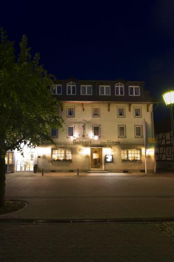 Göbel's Hotel zum Löwen, Hersfeld-Rotenburg