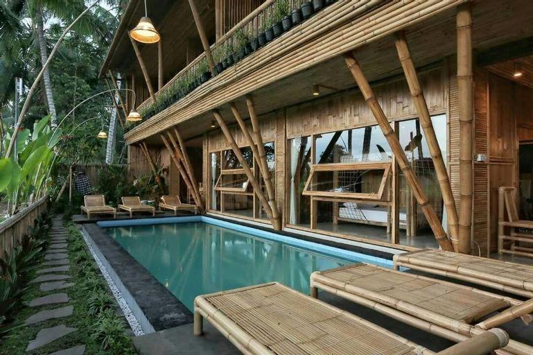 Luxury Bamboo Hostel, Gianyar