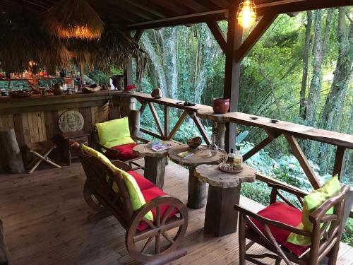 Martinique Treehouse, Le Morne-Vert