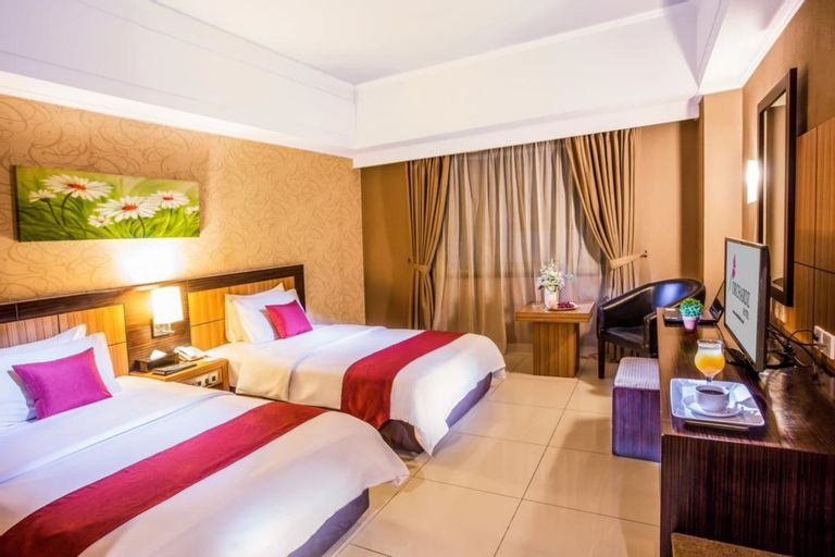 Orchardz Jayakarta Hotel, Central Jakarta