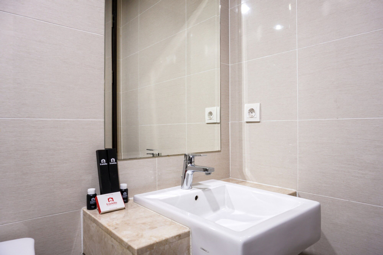 Cozy 1BR at Puri Mansion Apartment, West Jakarta