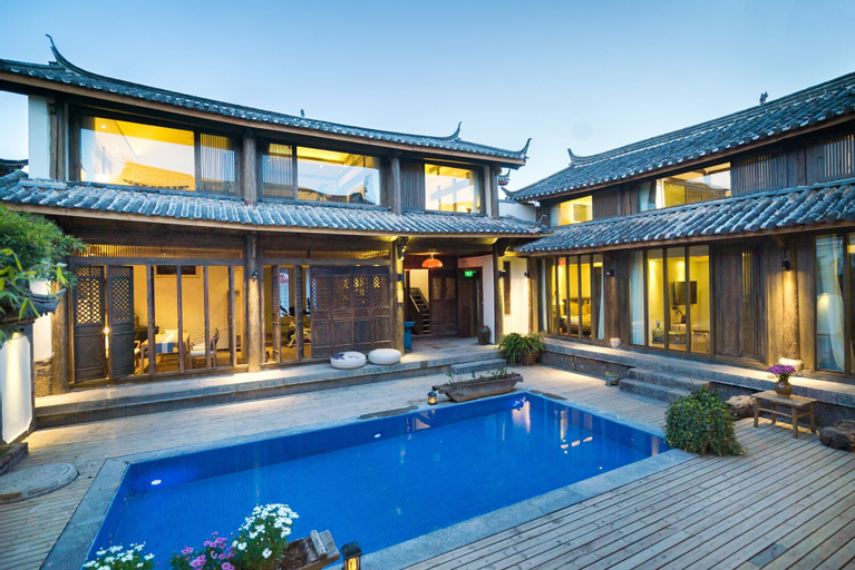 WU ER INN Shuhe, Lijiang