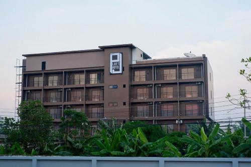 PJ Loft Hotel, Muang Lop Buri