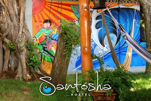 Santosha Hostel, Pedasí