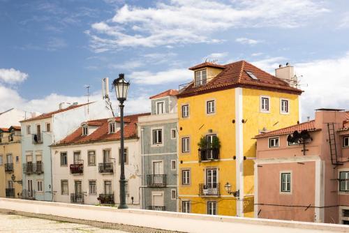 Authentic Studios in Beco, Lisboa