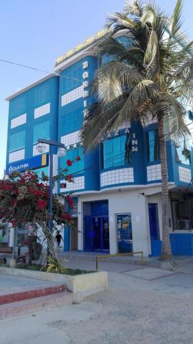 Hotel Zorritos Plaza, Contralmirante Villar