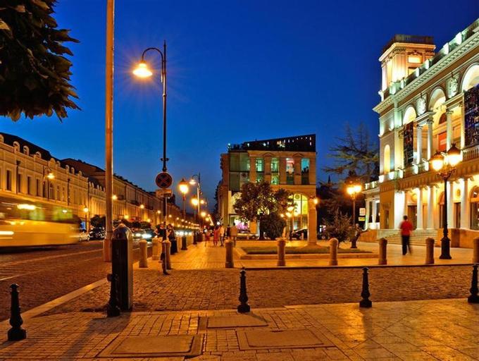 Hotel Margi, Tbilisi