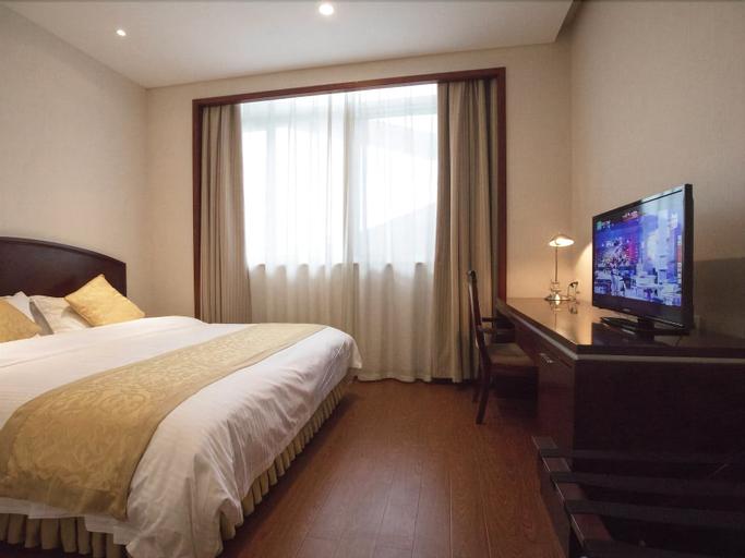 GreenTree Alliance Suzhou Wuzhong North Zhongshan Road Jinmanting Hotel, Suzhou