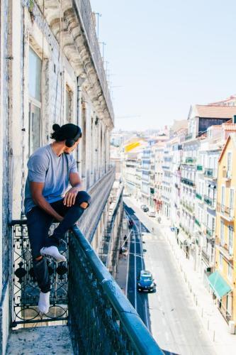 Outsite Coliving Lisbon - Cais do Sodre, Lisboa