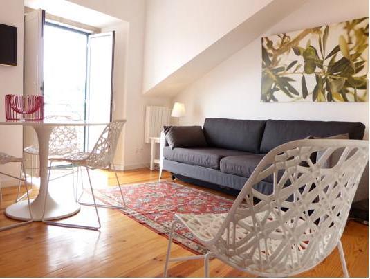 Bairrus Lisbon Apartments - Rossio, Lisboa