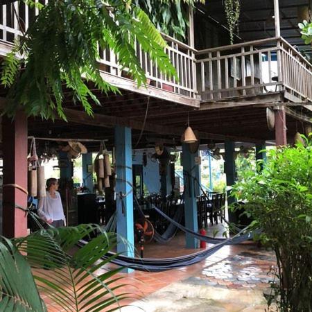 Bonnivoit Garden Homestay & Restaurant, Mukh Kampul