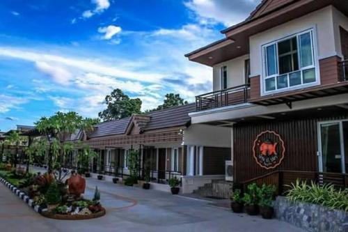 Baan Por Pla Resort, Muang Prachuap Khiri Khan