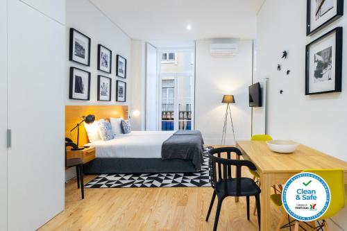 Porta do Mar | Deluxe Serviced Apartments, Lisboa