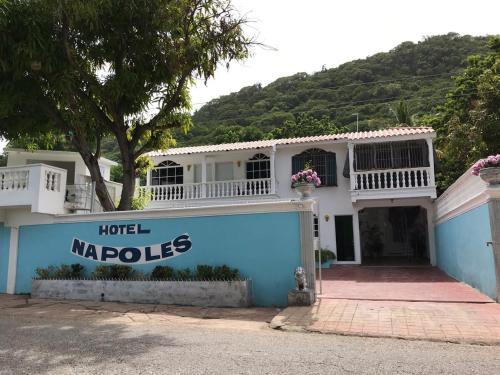 Hotel Napoles, La Cienaga