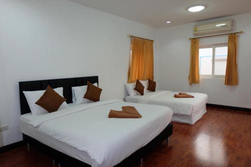 The Pool House Pattaya No.2-No.6, Bang Lamung
