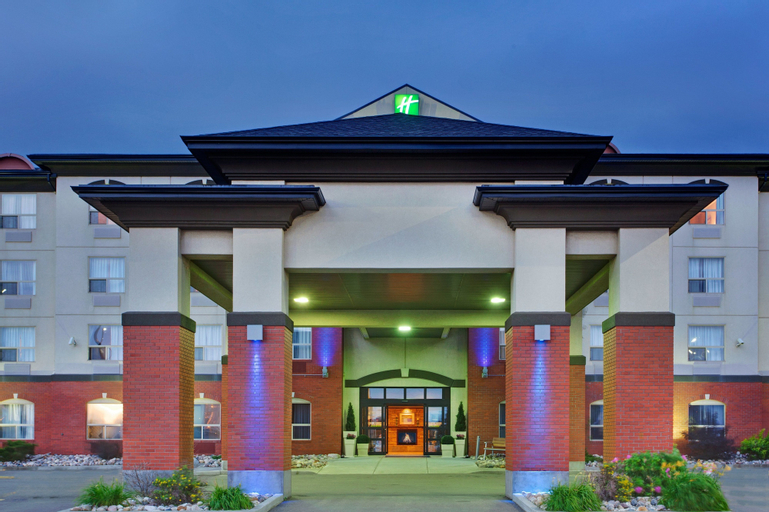Holiday Inn Express Hotel & Suites Sherwood Park-Edmonton Area, Division No. 11