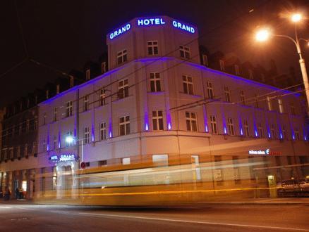 Hotel Grand, Hradec Králové