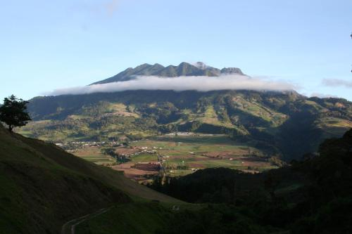 Hacienda las Nubes, Bugaba