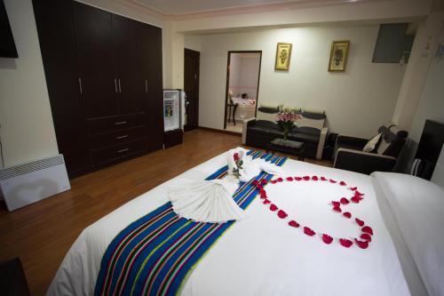 Korimarka Suite Hotel, San Román