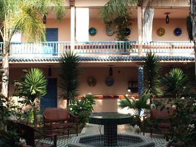 La Villa Mandarine, Rabat