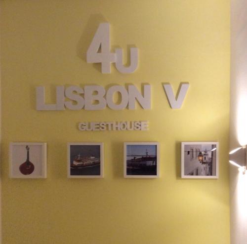 4U Lisbon V Guesthouse, Lisboa