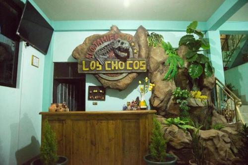 Los Chocos, Charcas