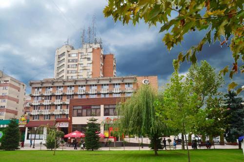 Hotel Gorj, Targu Jiu