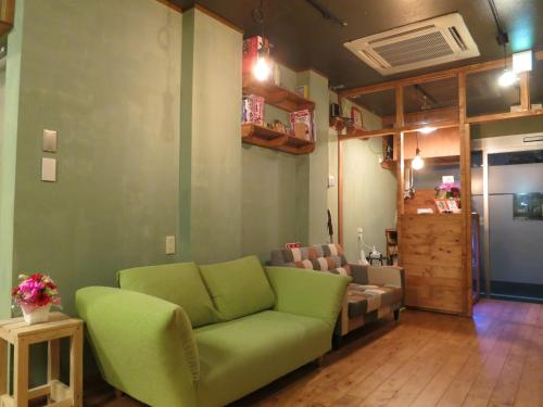 No Borders Hostel, Shinagawa