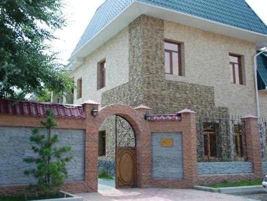 Ani Hotel, Khabarovskiy rayon