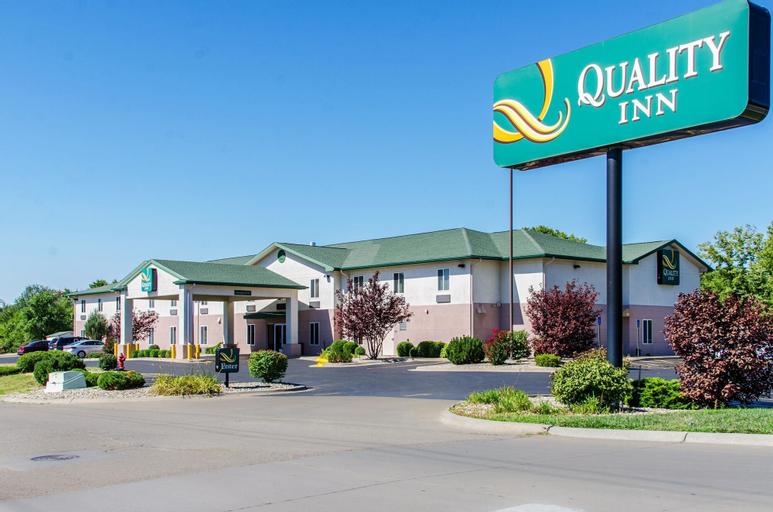 Quality Inn Near Fort Riley, Geary