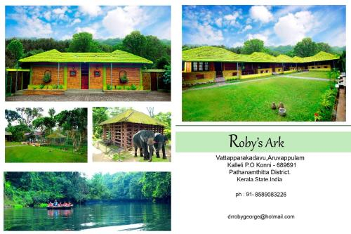 ROBY'S ARK-HOMESTAY, Pathanamthitta