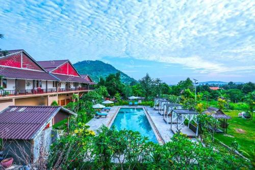 Boreirom Teuk Chhou Resort, Kampot