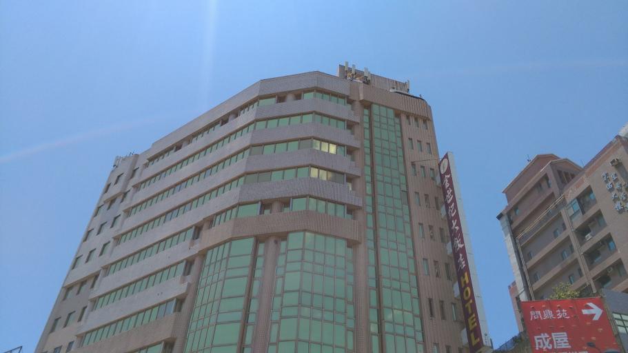 Golden Age Hotel, Hsinchu City