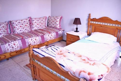 Private Room in Villa House at HostFamily in Rabat, Rabat