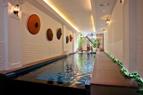 Malacca Jonker Mansion 11 水忆轩 by Q Holiday Home, Kota Melaka