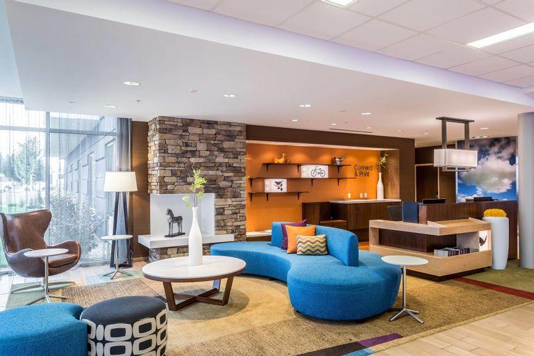 Fairfield Inn & Suites by Marriott Butte, Silver Bow