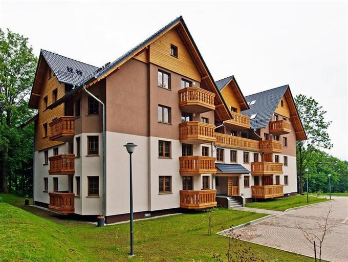 Apartamenty Sun & Snow Lesny Dom, Jelenia Góra