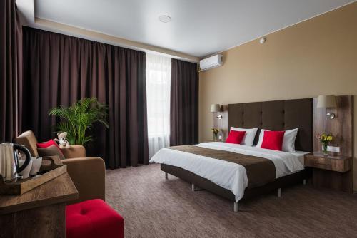 Granat Hotel, Narimanovskiy rayon