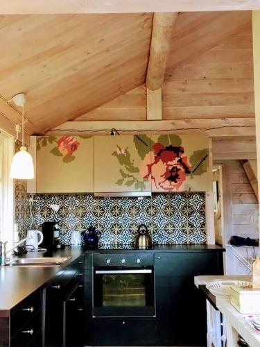 LinaLyng cottage, Odda