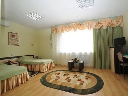 Virazh Hotel, Bryanskiy rayon