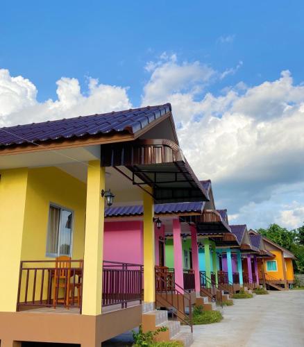 บ้านภูเวียง Banphuwiang, Wiang Pa Pao