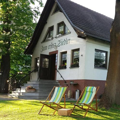 """Landhotel """"Zum ersten Siedler"""", Havelland"""