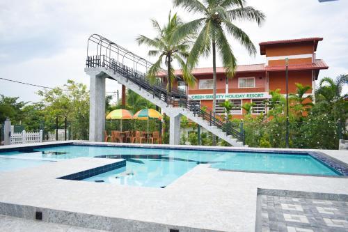 Green Serenity Holiday Resort, Weerambugedara