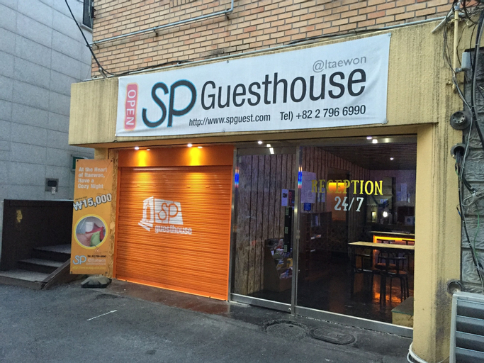 SP@Itaewon Guesthouse, Jung