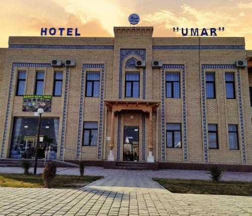 Hotel UMAR, Xiva