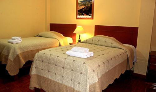 Hotel Tamia, Huaraz